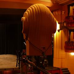 Room acoustic measurements - Thália Theatre, Budapest
